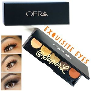 2/$30 Ofra Signature Exquisite Eyes Eyeshadow Set